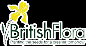 British flora logo small