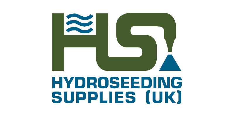 Hydroseeding supplies logo